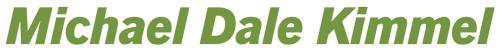 Michael Dale Kimmel – Life Beyond Therapy Logo