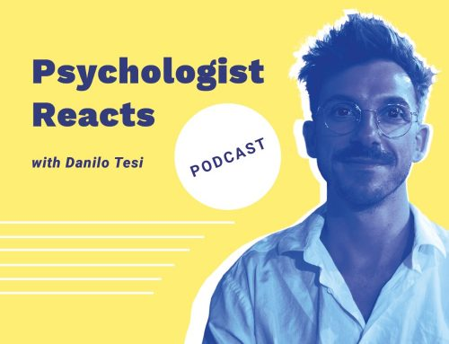 Podcast: Danilo Tesi, host of Psychologist Reacts, interviews Michael about open relationships