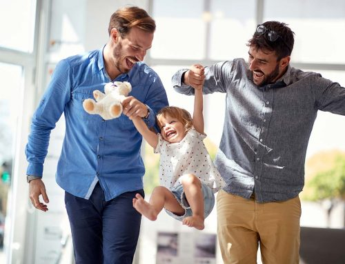 Good Dad Energy:Regardless of our Gender, Every One of Us has It!